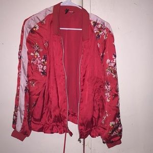 """Blossom Up"" Jacket!"